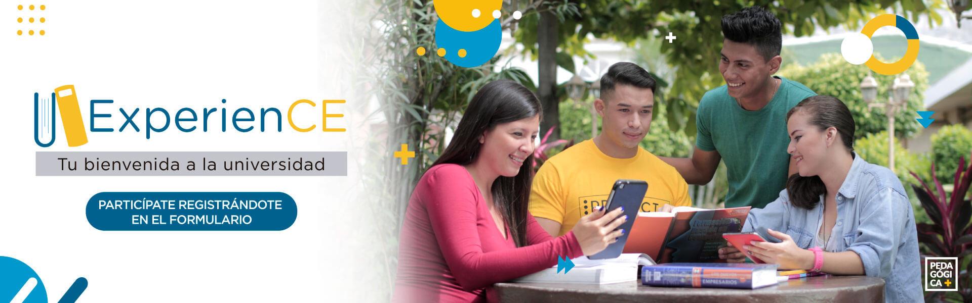 ExperienCE-Universidad Pedagógica