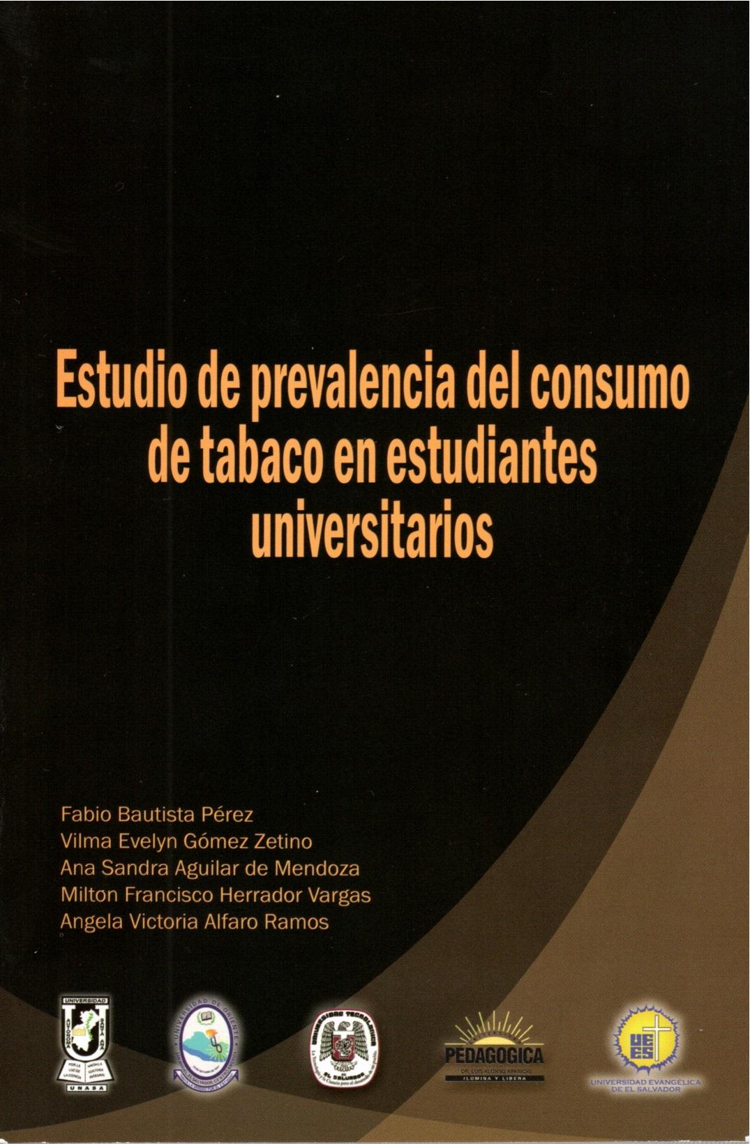 el consumo del tabaco